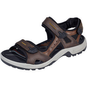 ECCO Offroad Sandals Men Espresso/Cocoa Brown/Black